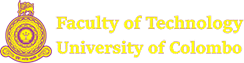 Welcome to the Faculty of Technology | Faculty of Technology, University of Colombo