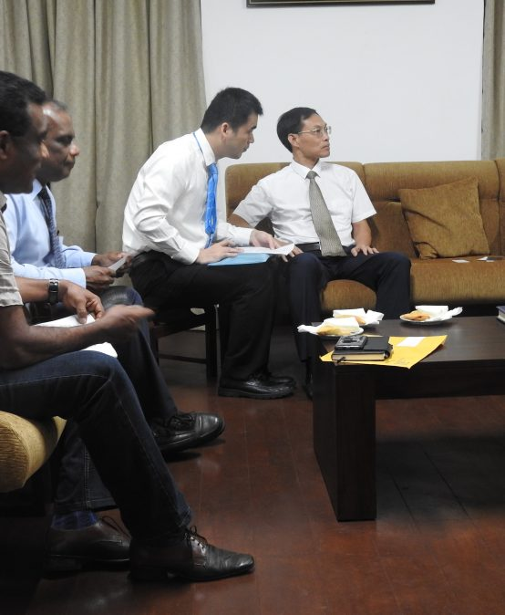 Assessment of the level of Coastal Erosion along the North-Western Coastal Region of Sri Lanka