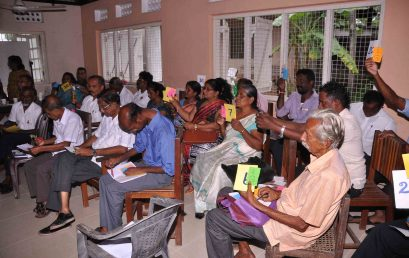 Community Resilient Baseline Assessment and Landscape Strategies Formulation covering the Colombo Wetlands region