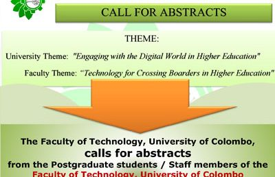 Call for Abstracts – Annual Research Symposium