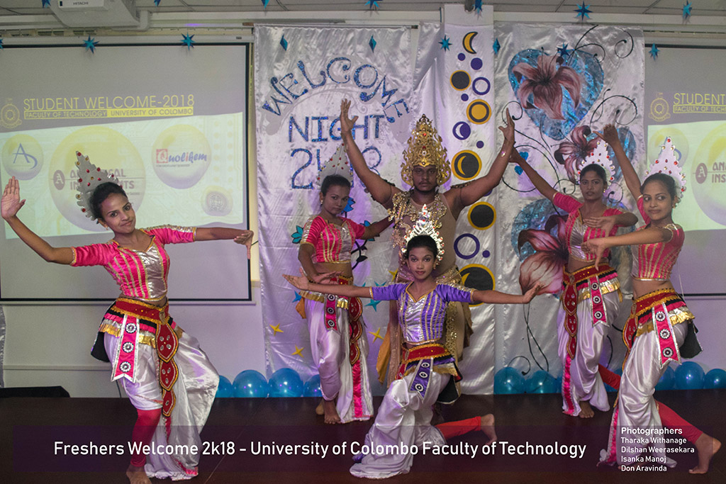 Freshers' Welcome – Faculty of Technology
