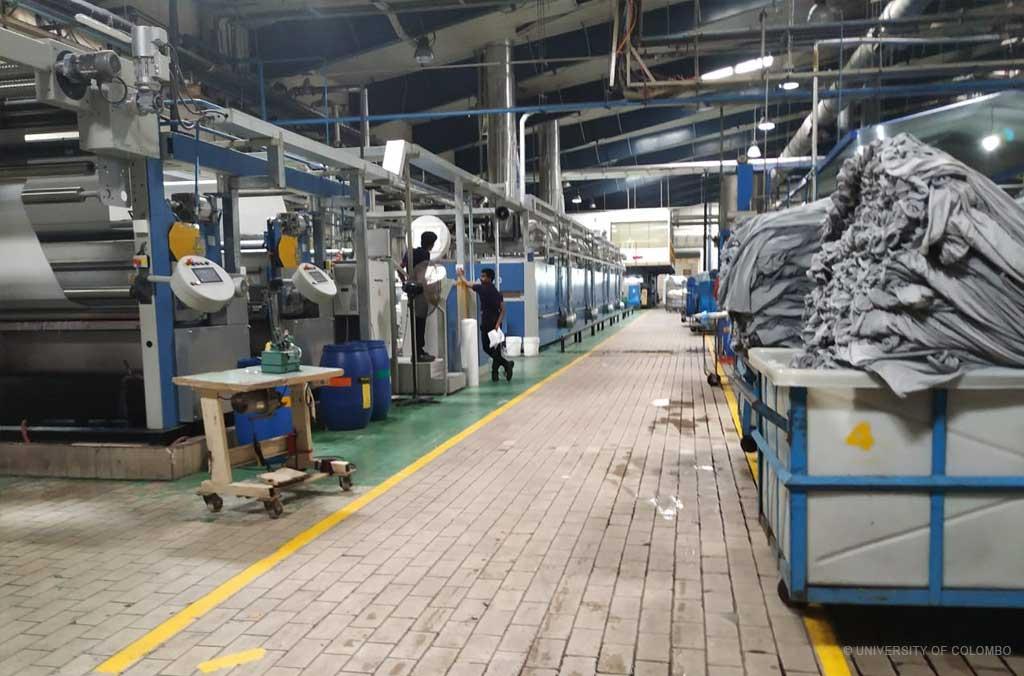 Educational Visit to Industrial Park, Avissawella