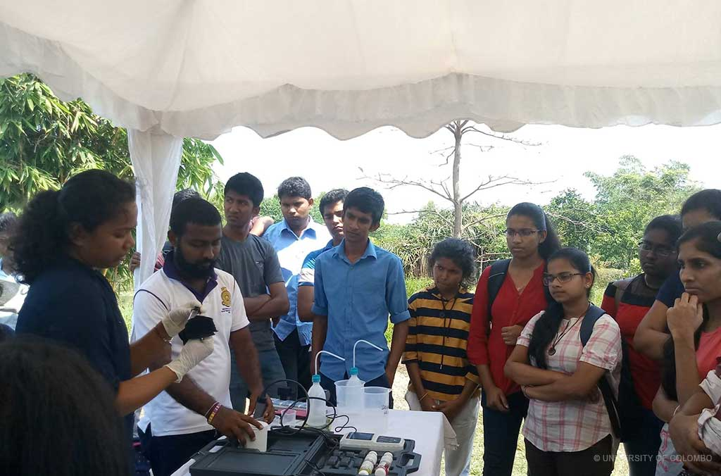 Partaking in the Colombo Wetland Fair – Living In a Wetland City